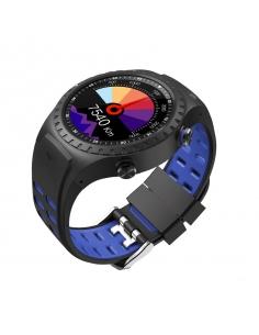 DAS-4 SG12 Black/Blue Smartwatch (75014)