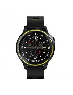 DAS-4 SG14 Black/ Green Smartwatch (70049)