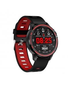 DAS-4 SG14 Black/ Red Smartwatch (70043)