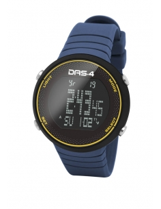 DAS-4 FT06 Blue Functional watch Mountain edition (60014)
