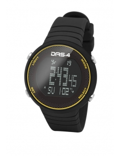DAS-4 FT07 Black Functional watch Bike edition (60021)