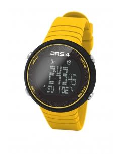 DAS-4 FT07 Yellow Functional watch Bike edition (60025)