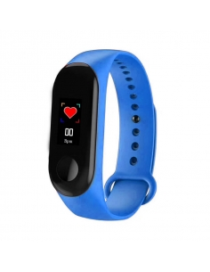 DAS-4 CN18 Blue Fitness Tracker, Connected watch (50024)