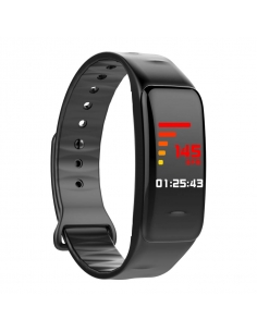 DAS-4 CN19 Black Fitness Tracker, Connected watch (50031)