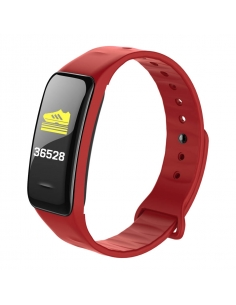 DAS-4 CN19 Red Fitness Tracker, Connected watch (50033)