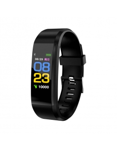 DAS-4 CN20 Black Fitness Tracker, Connected watch (50041)