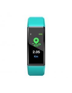 DAS-4 CN20 Turquoise Fitness Tracker, Connected watch (50049)